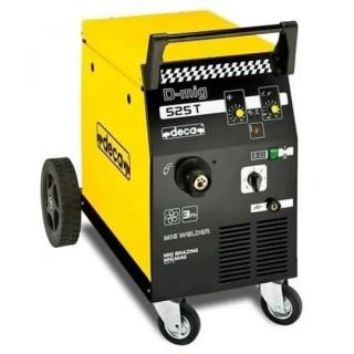 Електрожен с телоподаващо устройство Deca D-MIG 525T 5.5kW