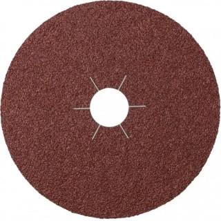 Фибър диск за метал KLINGSPOR CS 561 - P24 / 125х22 мм