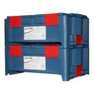 Куфар инструментален среден, системa MODULO 464 x 335 x 212 mm