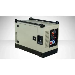 Бензинов трифазен генератор FOGO FH9000CRA 7kW със звукоизолиран корпус, AVR и ATS