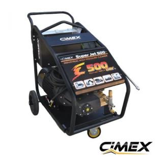 Водоструйка Super Jet 500 бара 1320 л/ч CIMEX