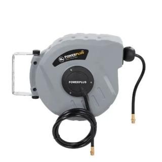 Aвтоматична макара с маркуч POWER PLUS POWAIR0215 / 10м