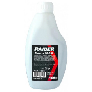 Масло Raider SAE30 1000ml