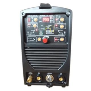 Аргонов апарат за алуминий TIG200D AC/DC и електрожен комплект, TIG TAG