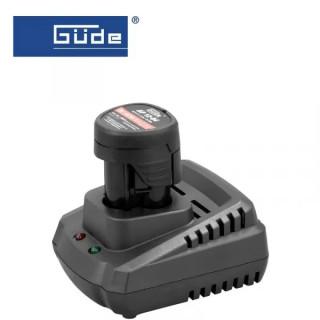 Зарядно устройство и Li-Ion батерия GÜDE 58630