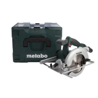 Акумулаторен циркуляр Metabo KSA 18 LTX + Metaloc