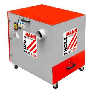 Метален прахоуловител Holzmann MABS1500 / 230V