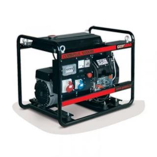 Бензинов монофазен генератор Genmac Combiplus RG14000HEO-E5 AVR Generator 15.6 KVA