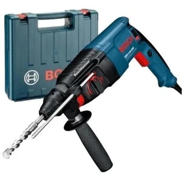 Комбиниран перфоратор Bosch GBH 2-26 DRE   800W куфар