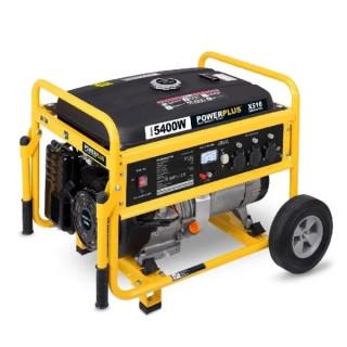 Бензинов генератор 5400 W POWER PLUS POWX516