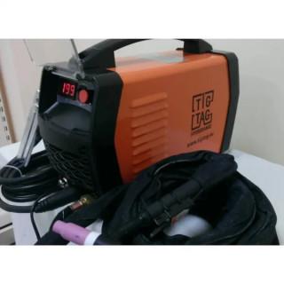 Аргонов апарат TIG200 с допълнителна функция електрожен, TIG TAG
