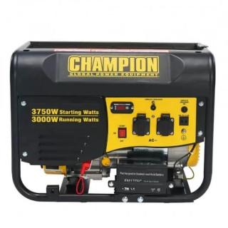 Бензинов генератор 3500 W CHAMPION CPG4000E1-EU