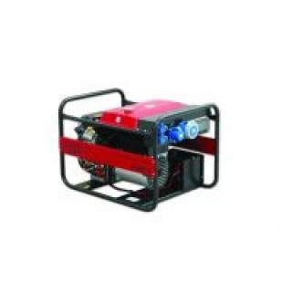 Бензинов монофазен генератор Fogo FV 8001 E
