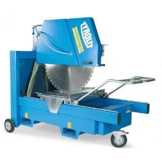 Машина за рязане на строителни материали циркулярна Tyrolit TME700
