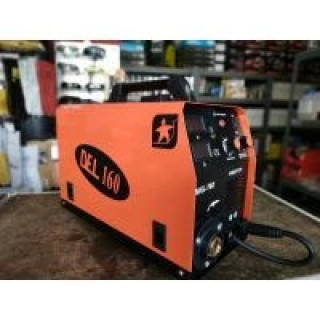 Инверторно телoподаващо + електрожен АИГ DEL 160 Eco Control /160 A