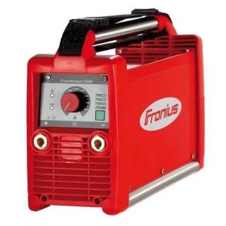Инверторен електрожен Fronius TransPocket 2500 RC / 15-250 A