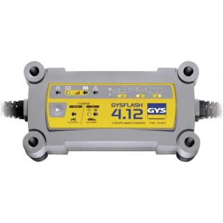 Автоматично акумулаторно зарядно устройство GYS GYSFLASH 4.12A