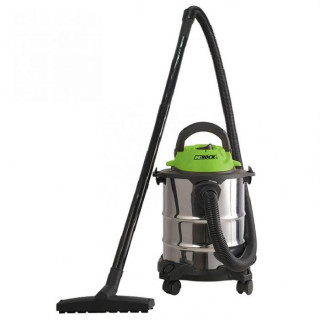 Прахосмукачка за сухо и мокро почистване Nrock 1200 W, 15 л