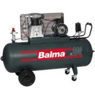 Електрически бутален компресор Balma 200/NS18