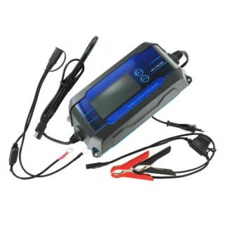 9-степенно зарядно за батерии 1.5/10AMP