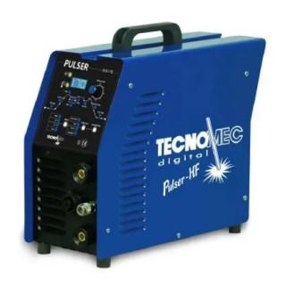 Електрожен Weldcut-Punto Plasma TIG инверторен Tecnomec PULSER 170 HF/DIGI