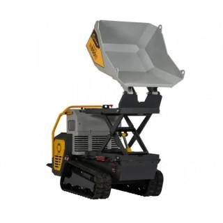 Mини дъмпер LUMAG VH 850HTD / Yanmar 11.7 к.с, high tip