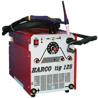 Апарат за ВИГ заваряване HARCO TIG 125DC
