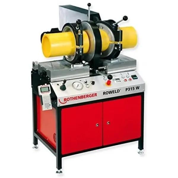 Машинa за заваряване на PP,PB,PE,PVDF тръби и фитинги ROTHENBERGER ROWELD P315 A