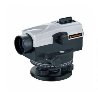 Оптичен нивелир Laserliner AL 32 Plus комплект с тринога с куполна глава и лата