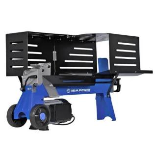 Машина REM Power за цепене на дърва хоризонтална 2300 W, 7 т, ф 250х520 мм, LSEm 7010