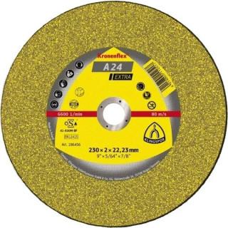 Диск за рязане на метали KLINGSPOR A 24 Extra 125х2.5х22мм