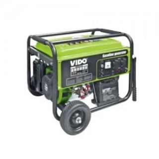 Монофазен бензинов генератор Wido WD060315500
