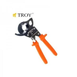 Ножица за рязане на кабел с изолирани ръкохватки TROY T 24011