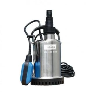 Помпа за чиста и замърсена вода GÜDE GFS 4000 /  400W