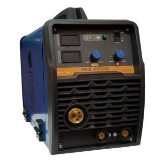 Телоподаващ заваръчен апарат синергичен MIG 250W