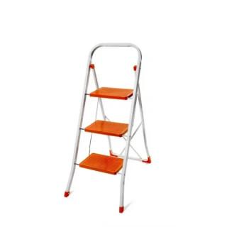 Домакинска метална стълба PSDS 3 стъпала 150кг