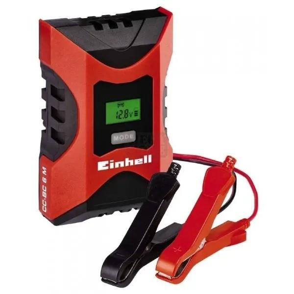 Зарядно устройство CC-BC 6 M на Einhell