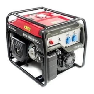 Бензинов монофазен генератор Honda EG 5500 CL 7.4к.с.