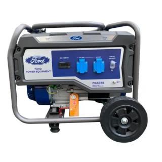 Бензинов генератор Ford-Tools FG4650, 7 к.с.