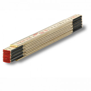 Метър дървен сгъваем Sola H 2/10
