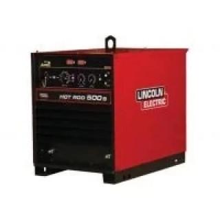 Монофазна/трифазна машина за ръчно електродъгово заваряване LINCOLN Hot Rod 500S-2