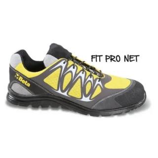 Работни обувки от мрежеста материя с повишена проветривост - 40 размер Beta Tools 7340Y
