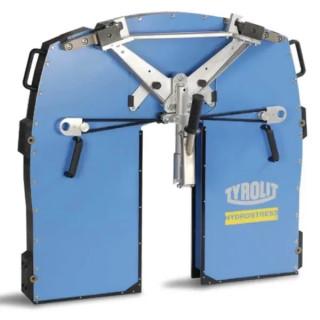 Предпазител за стенорезна машина за WSE 1217 Tyrolit AIO 1000