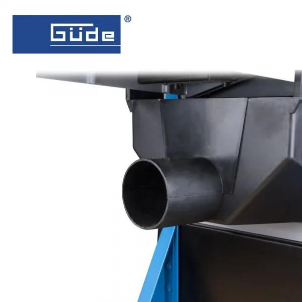 Абрихт - Щрайхмус GADH 254, 1500W / GÜDE 55441 /