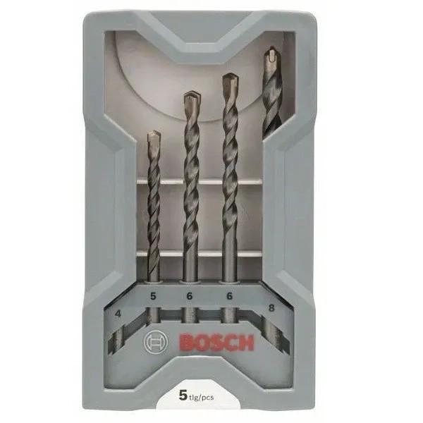 Свредлo за бетон CYL-3 X-Pro на Bosch комплект 5 броя