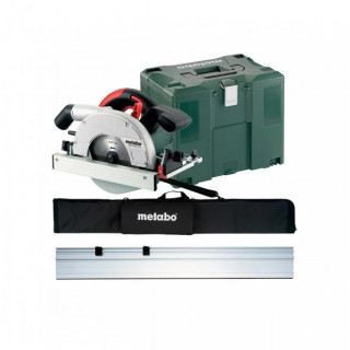 Ръчен циркуляр Metabo KSE 55 Vario Plus 1200 W Set
