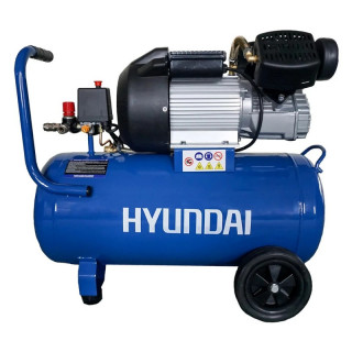 Компресор за въздух двуглав HYUNDAI HYAC 50-3V