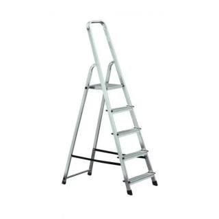 Алуминиева домакинска стълба Krause Corda 4+1