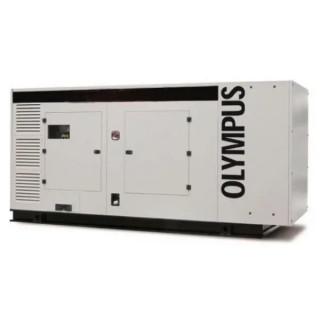 Дизелов трифазен генератор Genmac Olympos G400IS Generator 440 KVA
