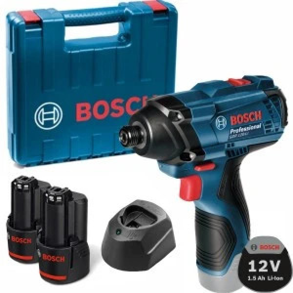 Акумулаторен ударен гайковерт Bosch GDR 120-LI - 100 Nm